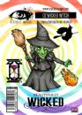 Visible Image Clear Stamp Set - OZ Wicked Witch
